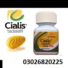 Cialis tablets 20mg in pakistan